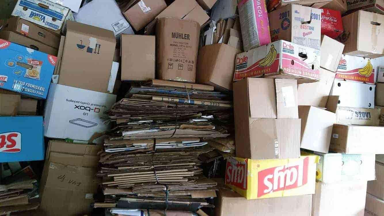 Рециклиране на хартия
